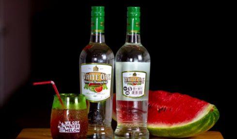 White Oak Watermelon new label