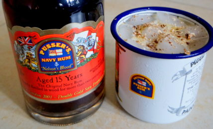 Black Tot Day Celebration with Navy Rum