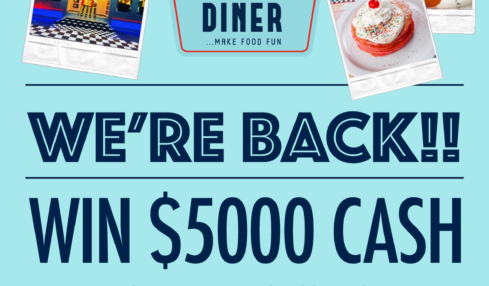 Blue Star Diner Re-Opening