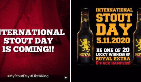 International Stout Day Trinidad and Tobago