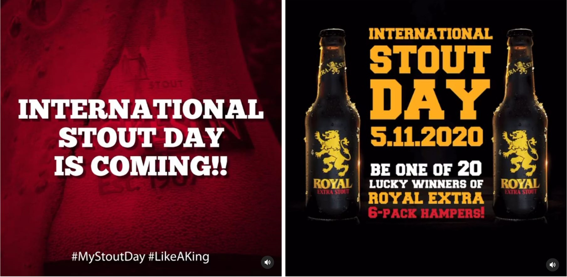 International Stout Day Trinidad and Tobago