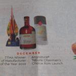 Angostura Tribute Chairman's Choice Rum