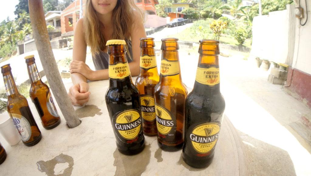 The Portuguese Caribbean Rum Shop
