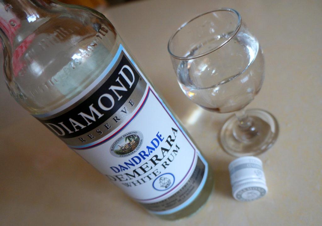 Diamond Reserve D'Andrade Demerara White Rum