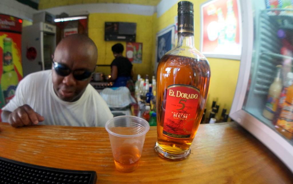 El Dorado 5 Year Old Rum