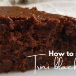 How to Make Trini Black Cake