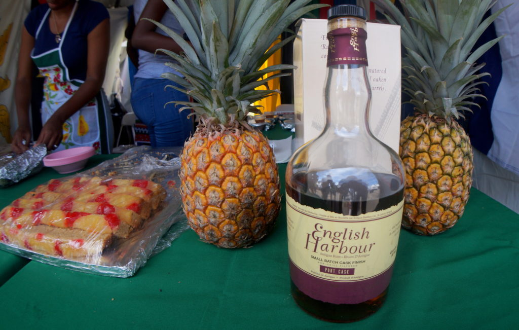 English Harbour Small Batch Cask Finish