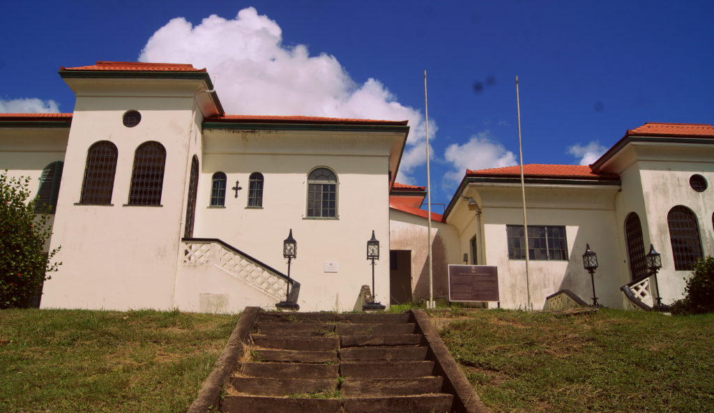 Sevilla House served multiple purposes under both Tate and Lyle and Caroni Limited