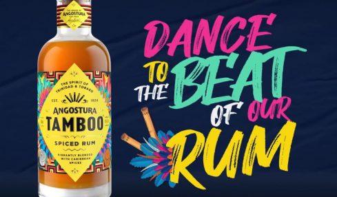 Angostura Tamboo Spiced Rum